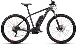 Cube Reaction Hybrid HPA Race 400 27.5  2016 - Electric Bike