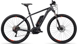 Cube Reaction Hybrid HPA Race Nyon 27.5  2016 - Electric Bike
