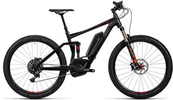 Cube Stereo Hybrid 120 HPA SL 500 27.5  2016 - Electric Bike