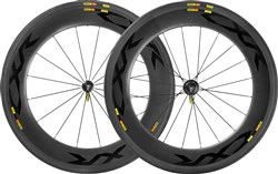 Mavic CXR Ultimate 80 Tubular Road Wheels 2017