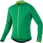 Mavic Aksium Thermo Long Sleeve Cycling Jersey