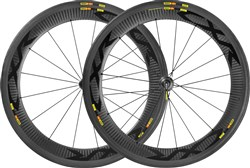 Mavic CXR Ultimate 60 T Tubular Road Wheels 2016