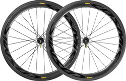 Mavic Cosmic Pro Carbone SL Tubular Disc Road Wheels 2016
