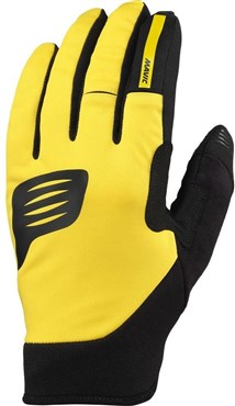 Image of Mavic Crossmax Thermo Long Finger Cycling Gloves AW16