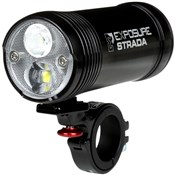 Product image for Exposure Strada MK6 Rechargeable Front Light - Remote Included