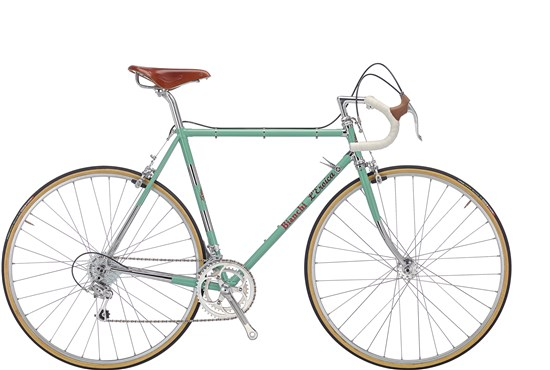Image of Bianchi L'Eroica - Campagnolo Compact  2017 - Road Bike