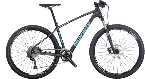 "Image of Bianchi Ethanol 27.3 SX2 27.5"" Mountain Bike 2017 - Hardtail MTB"