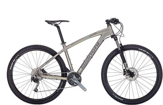 Bianchi Kuma 27.1  Mountain Bike 2016 - Hardtail MTB