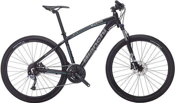 Bianchi Kuma 27.2  Mountain Bike 2016 - Hardtail MTB