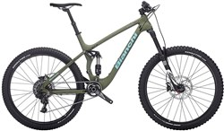 Bianchi Ethanol 27.2 FS Enduro Mountain Bike 2017 - Full Suspension MTB