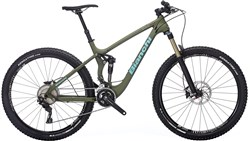 Bianchi Ethanol 27.1 FS Trail  Mountain Bike 2017 - Full Suspension MTB