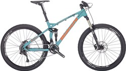 "Bianchi Jab 27.1 FS Trail 27.5"" Mountain Bike 2017 - Full Suspension MTB"
