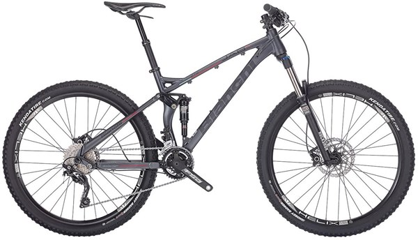 "Bianchi Jab 27.2 FS Trail 27.5"" Mountain Bike 2017 - Trail Full Suspension MTB"