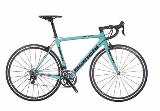 Image of Bianchi B4P Sempre Pro - 105 Compact  2016 - Road Bike