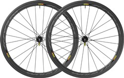 Mavic Ksyrium Pro Carbone SL T Tubular Centre Lock Disc Road Wheels 2016