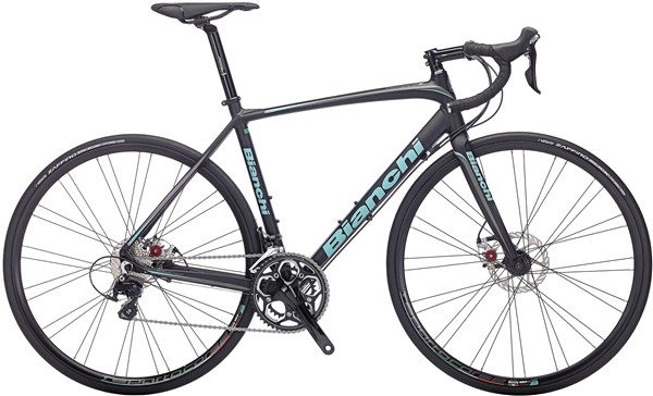 Image of Bianchi Impulso Disc - 105 Compact 2017 - Road Bike