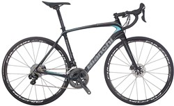 Bianchi Infinito CV Disc - Ultegra Mix Compact 2017 - Road Bike