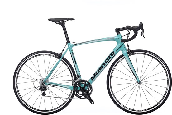Image of Bianchi Intenso - Veloce Compact  2016 - Road Bike