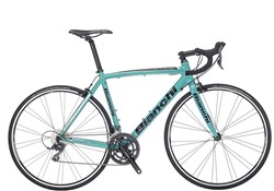 Bianchi Via Nirone 7 - Claris Mix Compact 2017 - Road Bike