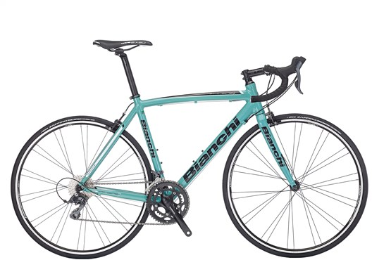 Bianchi Via Nirone 7 - Claris Mix Compact  2016 - Road Bike
