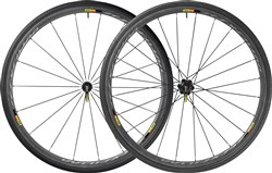 Mavic Ksyrium Pro Carbone SL T Tubular Road Wheels 2017