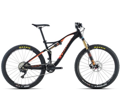 Image of Orbea Occam AM H10 Mountain Bike 2016 - Full Suspension MTB