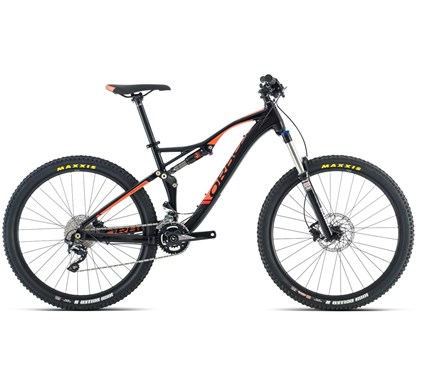 Image of Orbea Occam AM H50 Mountain Bike 2016 - Full Suspension MTB