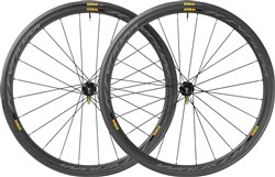 Mavic Ksyrium Pro Carbone SL C Disc Clincher Road Wheels 2016
