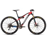 Orbea Oiz 27 M-LTD Mountain Bike 2016 - Full Suspension MTB