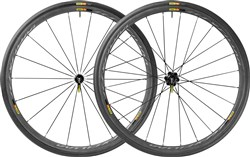 Mavic Ksyrium Pro Carbone SL C Clincher Road Wheels 2016