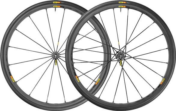 Image of Mavic R-Sys SLR Clincher Road Wheels 2017