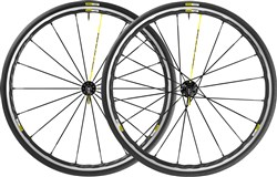 Product image for Mavic Ksyrium Pro C Clincher Road Wheels 2017