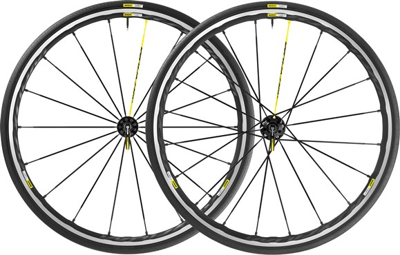 Mavic Ksyrium Pro C Clincher Road Wheels 2016