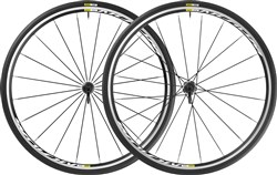 Mavic Aksium Elite Clincher Road Wheels 2016