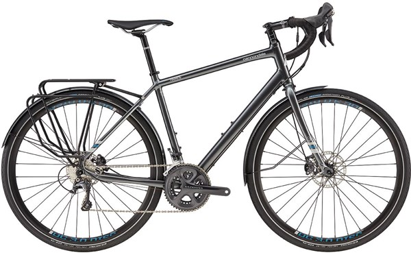 Image of Cannondale Touring Ultimate 650c 2017 - Touring Bike