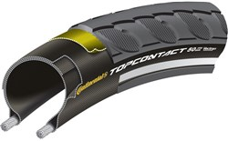 Continental Top Contact II Reflective Folding MTB Hybrid Tyre