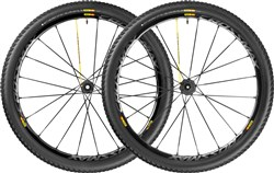 "Mavic Crossmax SL Pro WTS MTB Wheels - 29"" - 2016"