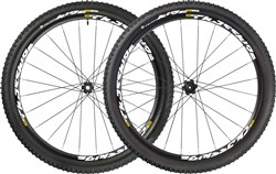"Mavic Crossride UST Quest WTS MTB Wheels - 27.5"" - 2017"