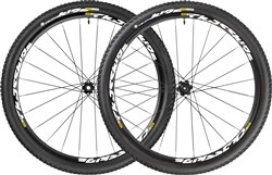 "Mavic Crossride UST Pulse WTS MTB Wheels - 29"" - 2016"