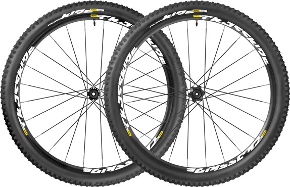"Image of Mavic Crossride Light WTS MTB Wheels - 27.5"" - 2017"