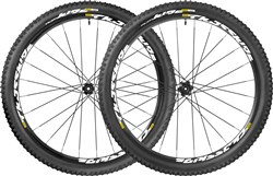 "Mavic Crossride Light WTS MTB Wheels - 26"" - 2017"