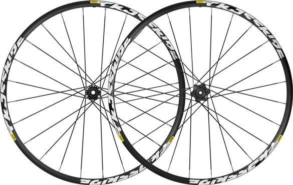 "Image of Mavic Crossride MTB Wheels - 29"" - 2017"