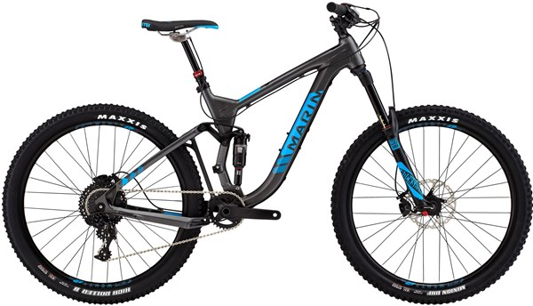 "Image of Marin Attack Trail 8 27.5""  Mountain Bike 2016 - Full Suspension MTB"