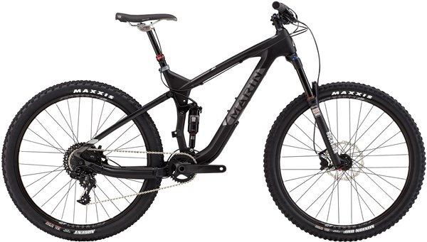 Image of Marin Mount Vision 7 Carbon 27.5 Mountain Bike 2016 - Full Suspension MTB