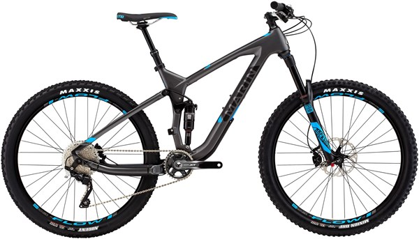 Image of Marin Mount Vision 8 Carbon 27.5 Mountain Bike 2016 - Full Suspension MTB