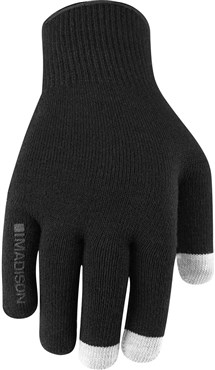 Madison Isoler Merino Mens Winter Long Finger Cycling Gloves AW16