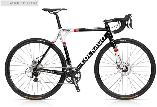 Colnago World Cup 105 Mechanical Disc  2016 - Cyclocross Bike