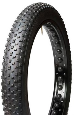 "Image of Panaracer Fat B Nimble Steel Bead 26"" MTB Tyre"