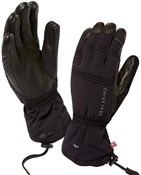 Product image for Sealskinz Extreme Cold Weather Long Finger Cycling Gloves