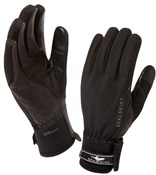 Sealskinz Womens All Season Long Finger Cycling Gloves